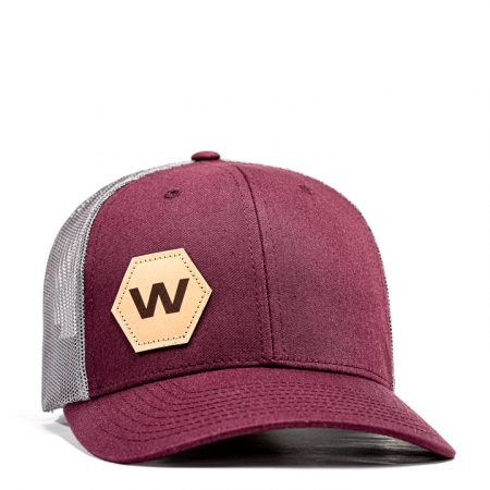 Woodway Hats - Leather