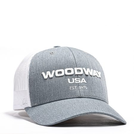 3D Embroidered WW Hat