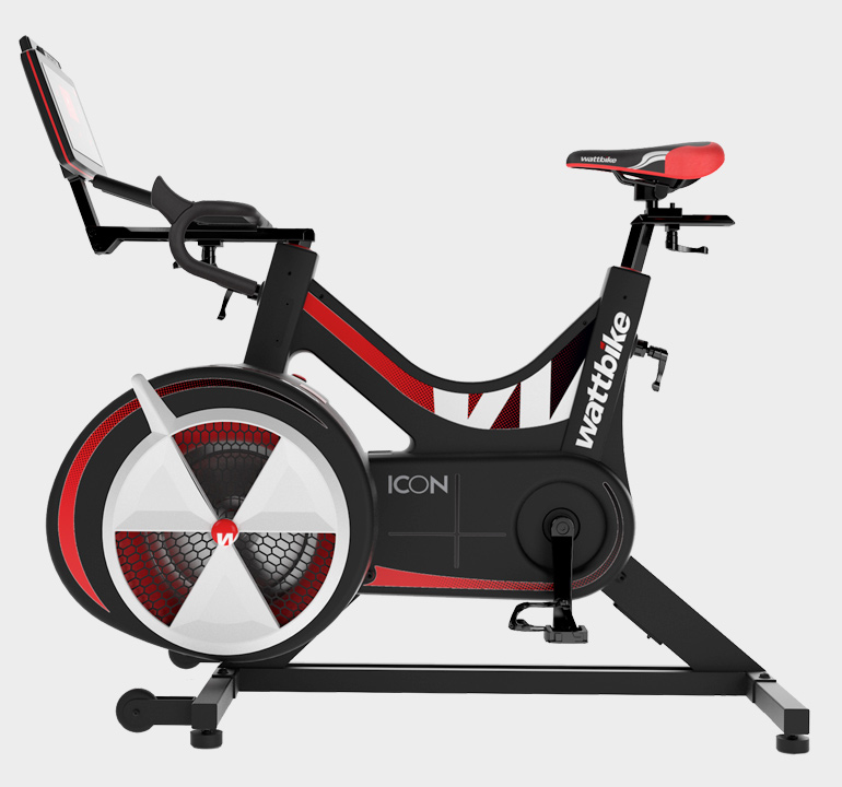 Woodway Wattbike Icon