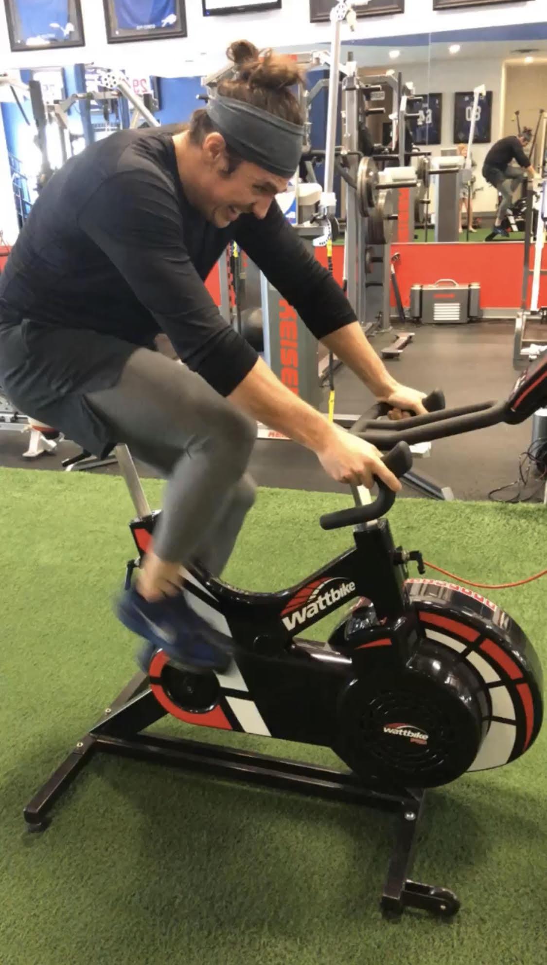 wattbike redefining Pro Sports