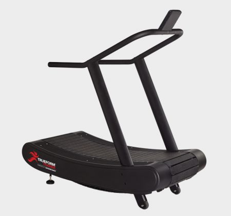 Trueform trainer powered by woodway